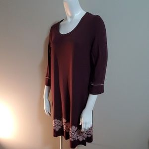 Soma Purple Dress